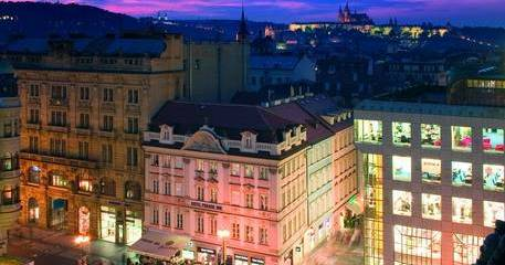 cheap bed and breakfast in Prague